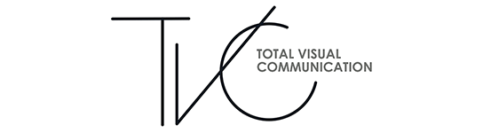 TOTAL VISUAL COMMUNICATIONロゴ
